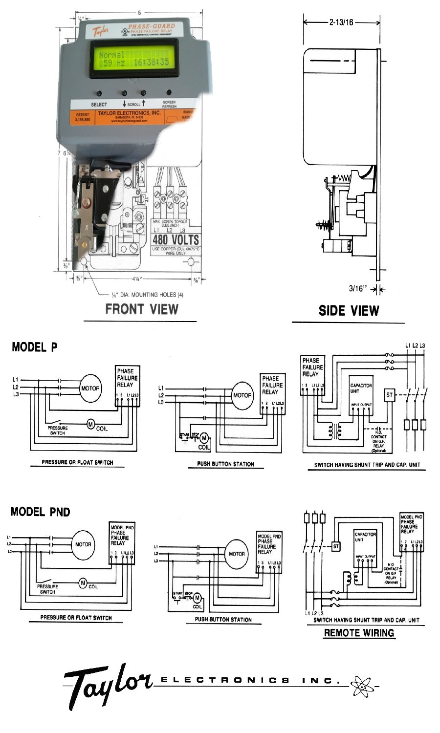 wiring diagram electronics inc